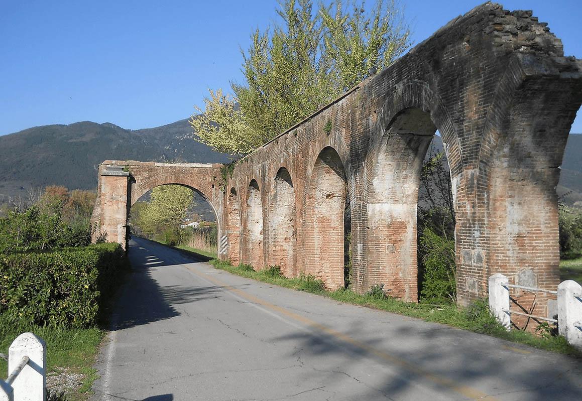 vecchio acquedotto mediceo